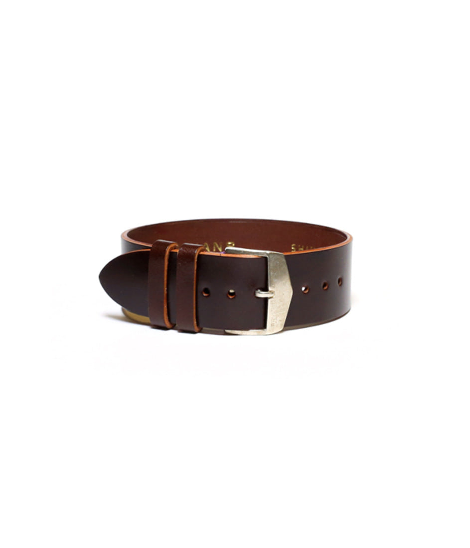 Cavallo Slim Nato - Deep Brown