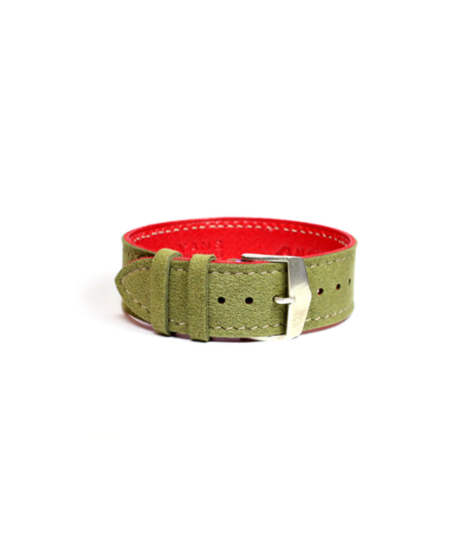 fiore nato band - olive 3322 (OPEN 할인 품목)